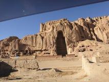 Bamyan ancent Afghanistan zdjęcie royalty free