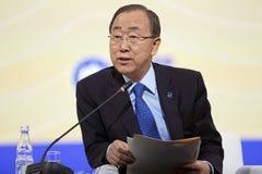 Ban Ki-moon Stock Photography