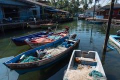 Free Ban Klong Mard Fishing Village Royalty Free Stock Photo - 173121315