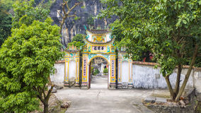 Ban Long Pagoda Vietnam Royalty Free Stock Images