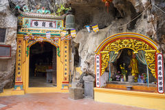 Ban Long Pagoda Vietnam Stock Photography