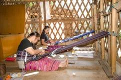 BAN NAI SOI, MAE HONG SON PROVINCE, THAILAND - December 14: Kare Royalty Free Stock Photos