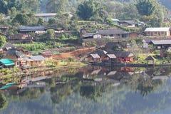 Ban rak thai mae hong son Stock Images