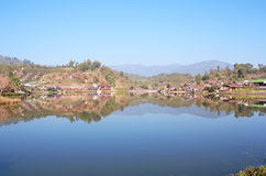Ban Rak Thai, Mae Hong Son Province Thailand Royalty Free Stock Image