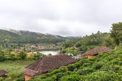 Ban Rak Thai Village, a Chinese settlement in Mae Hong Son,Thailand Stock Photo