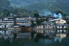 Ban Rak Thai Village, Old Village Stock Photography