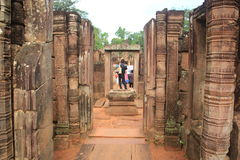 Ban Teay Temple Siem Reap Cambodia  Stock Photo