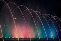 Bana för vattenfärg Arkivfoton