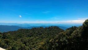 Bana-Hügel in der Da Nang-Stadt Lizenzfreie Stockbilder