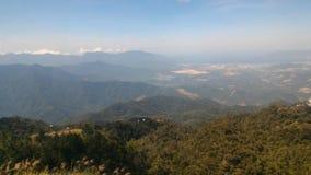 Bana hill in Da Nang City Royalty Free Stock Photo