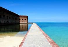 Bana till havet Fotografering för Bildbyråer