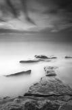 Bana till mjölkahavet Arkivbilder
