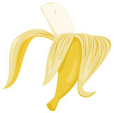 Banaan   stock illustratie
