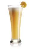 Banaan smoothie Royalty-vrije Stock Fotografie
