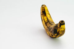 Banaanafval stock afbeeldingen