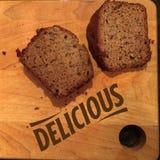 Banaanbrood Royalty-vrije Stock Foto