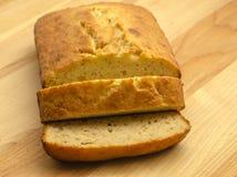 Banaanbrood Stock Foto