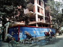 Banai Дакка Бангладеш стоковое фото