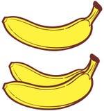 banan Ilustracja Wektor