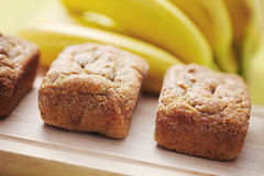 Banan breads Royalty Free Stock Image
