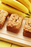 Banan breads Royalty Free Stock Photos