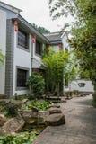 Banan District, orilla del este salta distrito turístico del paño del centro turístico y del balneario cinco de Chongqing, hotel  Imágenes de archivo libres de regalías