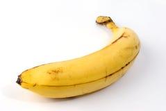 banan dojrzały jeden fotografia stock
