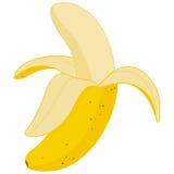banan otwarte ilustracja wektor