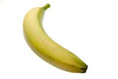 banan pojedynczy Zdjęcie Stock