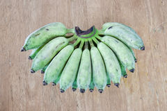 banan surowy Fotografia Royalty Free