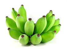 banan zieleń obrazy stock