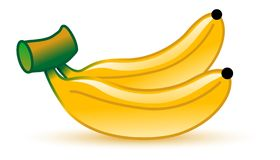 Banana royalty illustrazione gratis