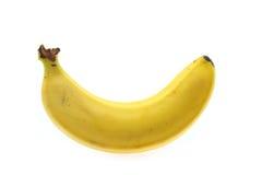 Banana. Close up view of banana Stock Photography