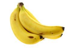 Banana. Close up view of banana Royalty Free Stock Image