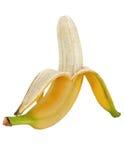 Banana. Isolated on white background stock image
