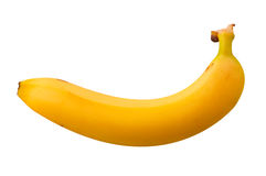 A banana Royalty Free Stock Photography