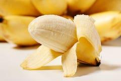 Banana. On white background Stock Photography