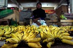 banana Fotografia de Stock