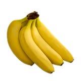 Banana. Fresh banana isolated on white Stock Photo