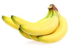 Banana amarela fresca foto de stock royalty free