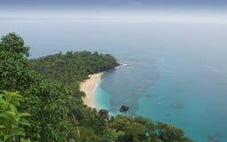 Banana Beach, Sao Tome and Principe, Africa Stock Photos