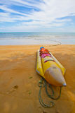 Banana boat Royalty Free Stock Photo