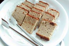 Free Banana Bread Royalty Free Stock Photography - 10863787