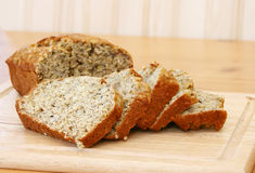 Banana Bread Stock Images
