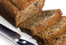 Banana Bread 2 Stock Photo