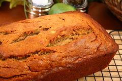 Banana Bread stock image
