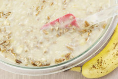 Free Banana Bread Batter 2 Royalty Free Stock Images - 12846609