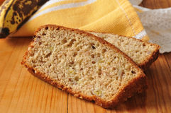 Banana bread Royalty Free Stock Photo