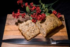Banana Bread 2 Stock Photography