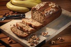 Free Banana Bread Gluten Free Royalty Free Stock Photography - 184480587